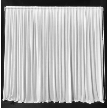 Miniis 2mx2m Ice Silk Backdrop Curtains Cloth for Party Wedding Baby Shower Birthday Decorations Photography